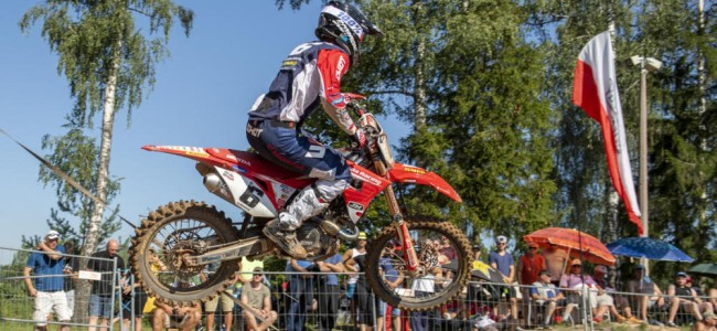 Paturel on a fine ninth overall in Latvia