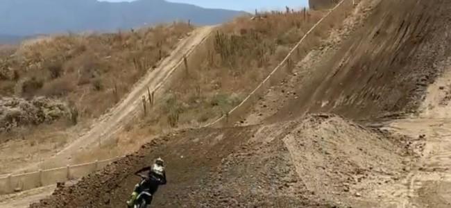 Video: Sanayei on the Pro Circuit Kawasaki