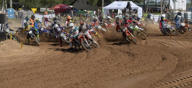 Video: EMX250 RD2 – Highlights from Latvia