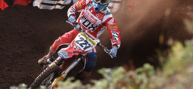 Whatley re-signs with Buildbase Honda for 2016!