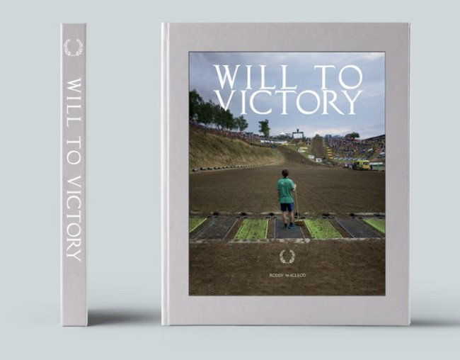 Interview: Roddy MacLeod – author of Will to Victory