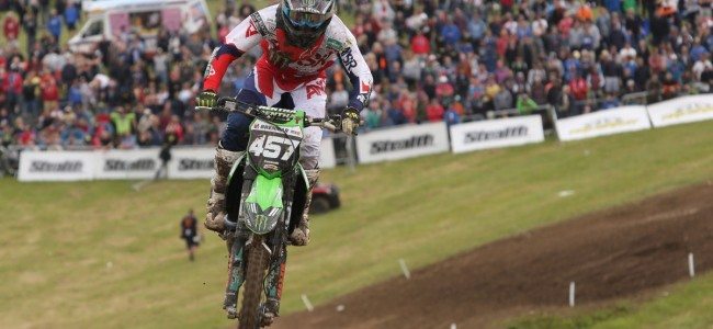 Another American in MX2 next year?