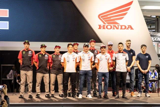 HRC Honda announce 2019 factory line-up