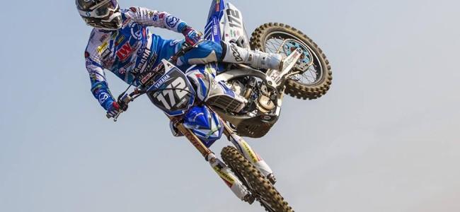 Rider swap for Kemea Yamaha in MX2 GPs