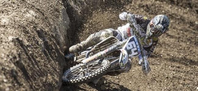 Husqvarna riders discuss Czech GP!