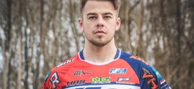 Herbreteau signs with Pol Motors Husqvarna