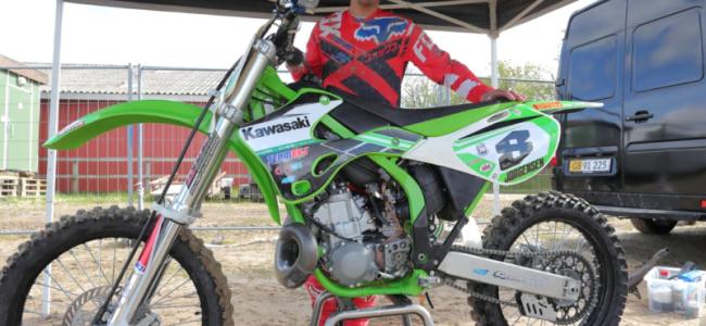 Denmark allows 250cc two-strokes in MX2 class!