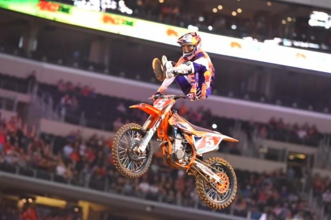 Race Report: KTM sweep Texas!