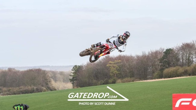Tim Gajser interview – man of the moment in MXGP
