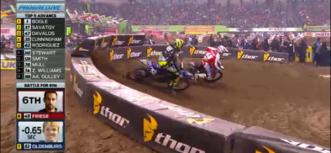 Video: Indy SX Main Events