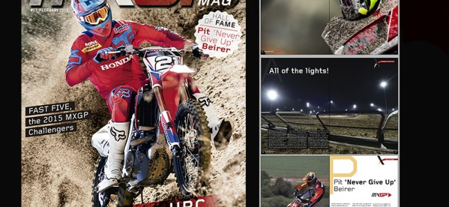 MXGP online mag out now!