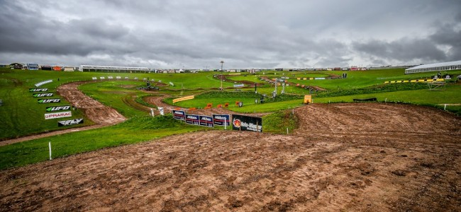 Giuseppe Luongo believes British MXGP will still happen in 2021
