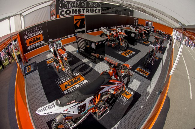 Standing Constuct KTM team to confirm 2020 rider line up this week