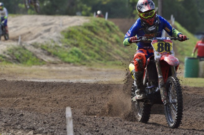 Free Practice day at Loretta Lynn for Andrea Adamo