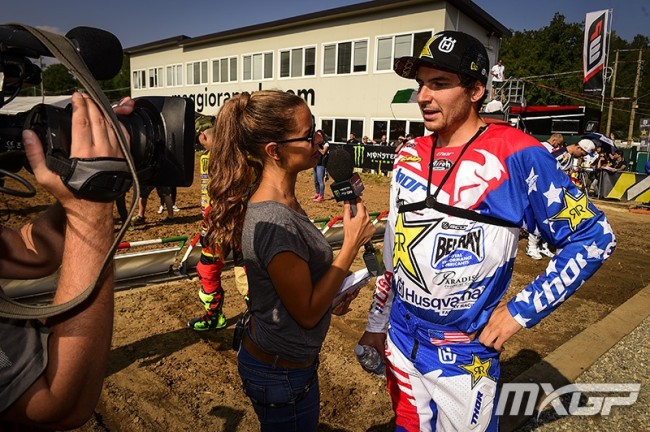 Anderson: Can't wait for the MXoN