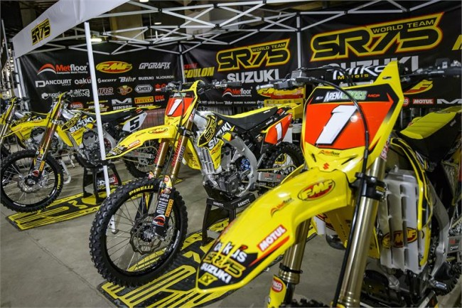 2020 Arenacross Tour – Final Pro Start List