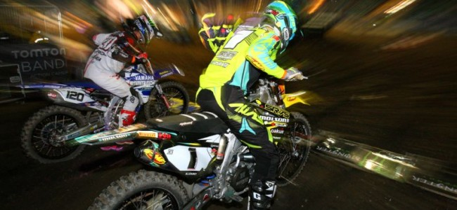 British Arenacross wildcard entries available!