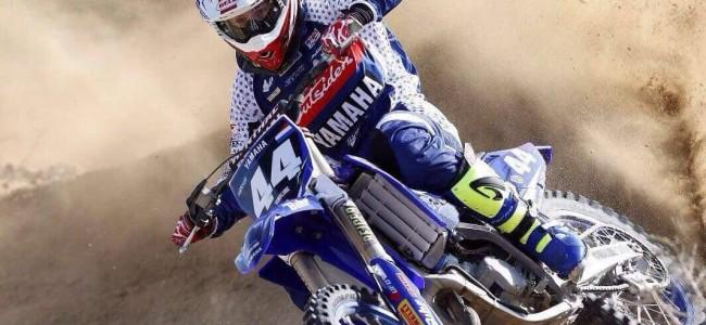 Elzinga leaves Yamaha Europe