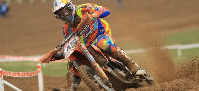 Jake Nicholls injury update