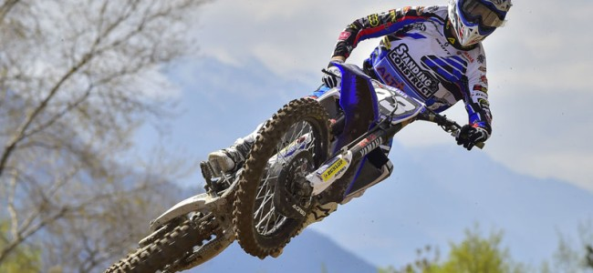 Lieber and Yamaha sign contract for 2016 MX2 push