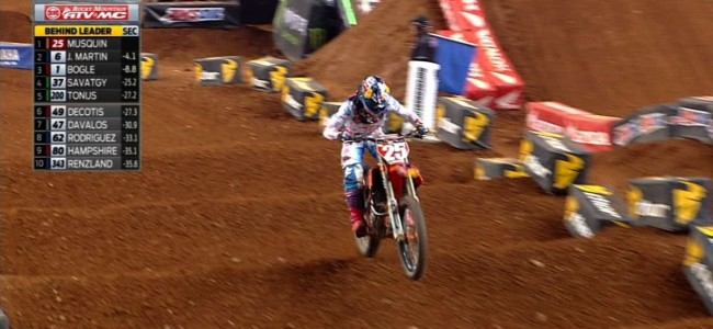 Video: 250 Atlanta 2 SX highlights