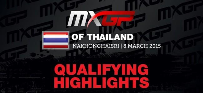 Video: Full MXGP Thailand MXGP Qualifier