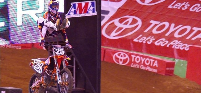 Video: RD7 250 SX Highlights