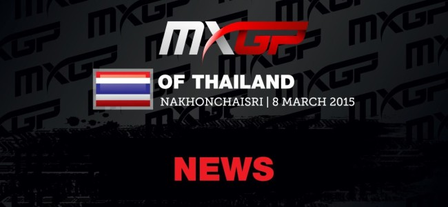 Video: MXGP Thailand Highlights