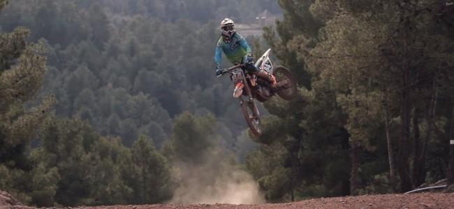 Video: Herlings on his comeback