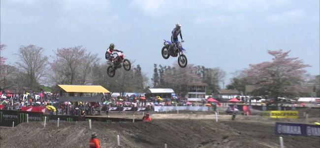 Video: Scary Lieber crash