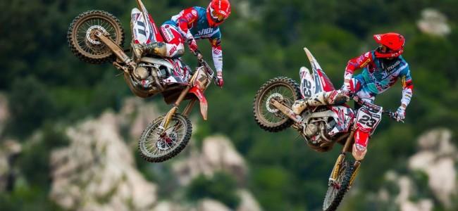 Video: 24MX Honda team