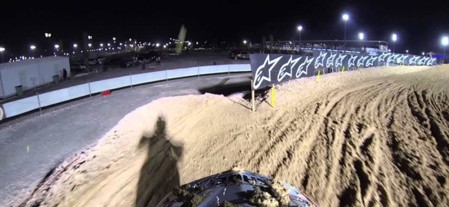 Video: Shaun Simpson GoPro from Qatar