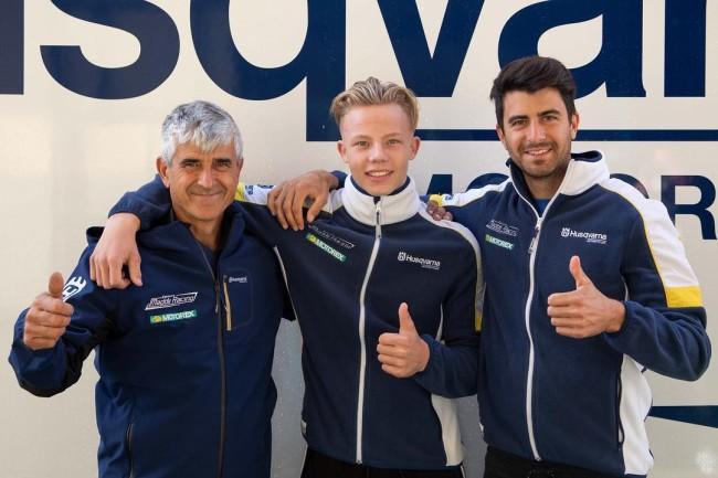 Raf Meuwissen secures EMX250 ride in 2019