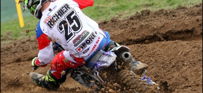 Richier hangs up his Motocross boots