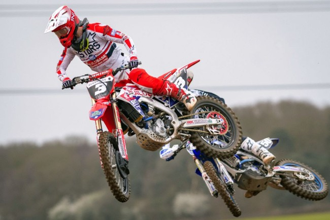2019 EMX250 & EMX2T riders confirmed for round one