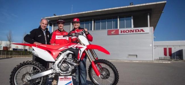 Ander Valentin switches to Honda!