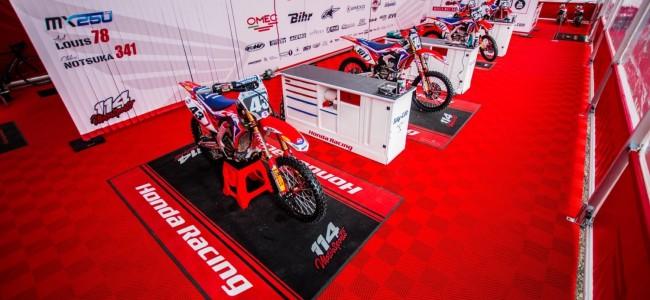 Ruben Fernandez set for MX2 Honda ride?