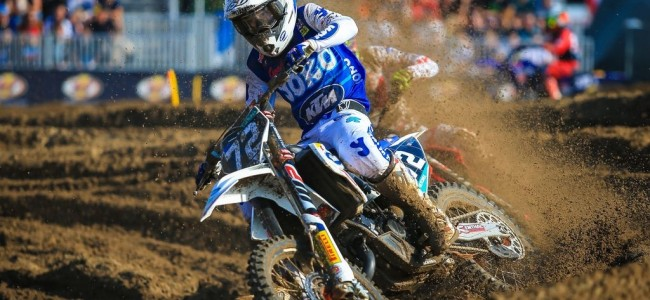 Liam Everts to contest selected EMX250 rounds in 2020