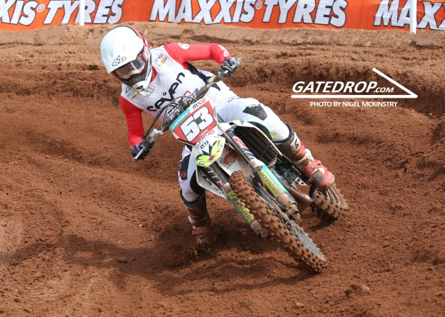 Interview: Dylan Walsh – keeping that red plate