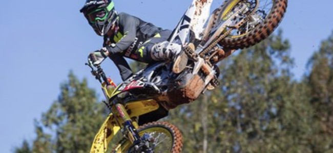 Official! Savatgy signs with JGR Suzuki!