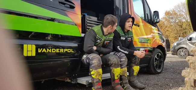 Video: First look – Mathys Boisramé on the F&H Kawasaki