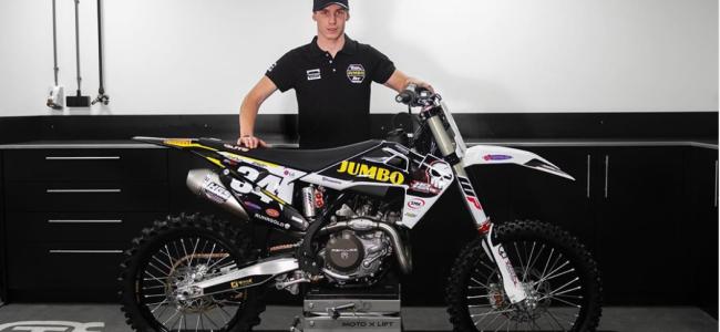De Waal joins BT Racing team – MXGP!