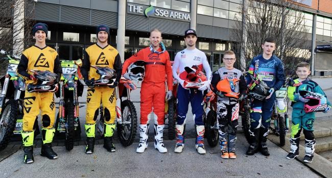 Matt Bates on Irwin contesting Belfast Arenacross