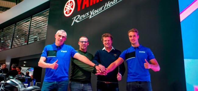 Gebben Van Venrooy confirm 2020 plans – go Yamaha & three rider line up