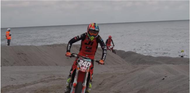 Video: Kevin Horgmo – beach racing