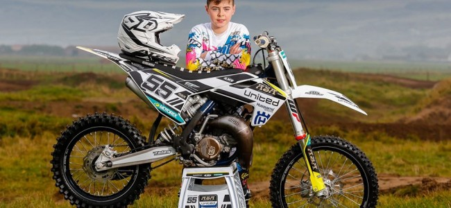 Cole McCullough signs with ASA United Husqvarna