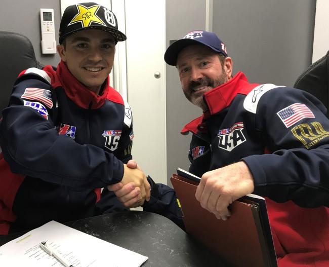 Zach Osborne extends Husqvarna contract