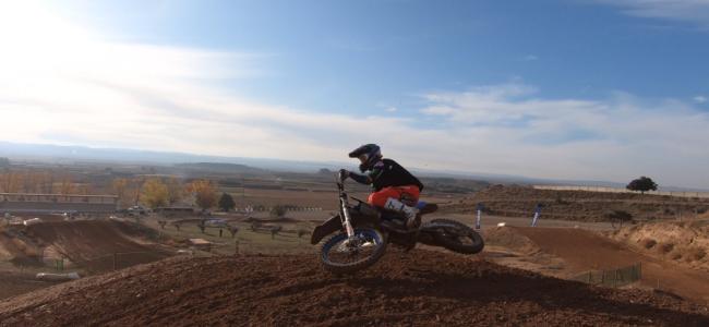 Video: Jeremy Seewer on a YZ125!