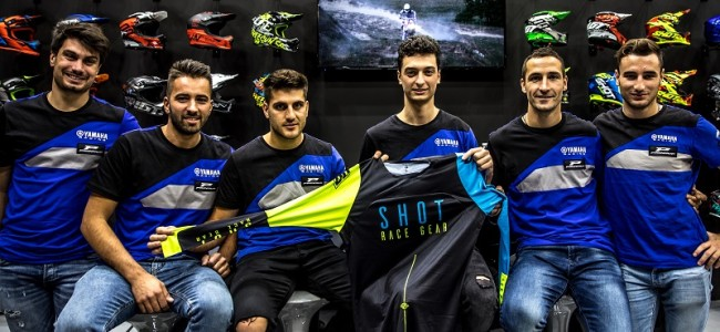 Ghidinelli Racing and Shot are joining forces