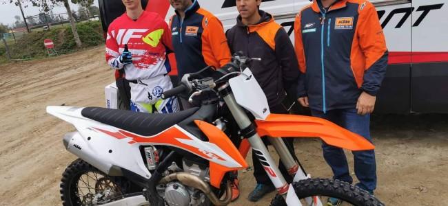 Jan Pancar makes KTM switch for 2020